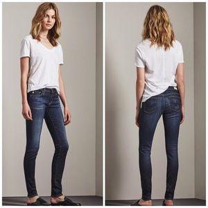 AG Adriano Goldschmied 26R the legging Jeans